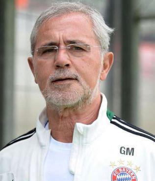 Gerd M�ller'e alzheimer te�hisi