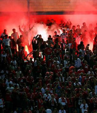 ��te Atletico Madrid'in cezas�