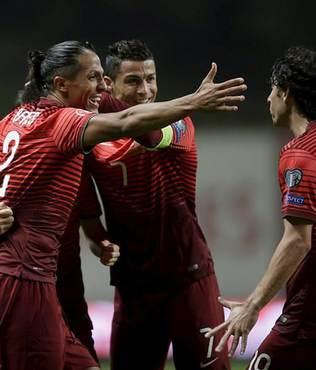 Portekiz, EURO 2016'y� garantiledi