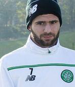Türk oyuncu Celtic'i karıştırdı