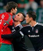 Corluka'ya 4 maç ceza