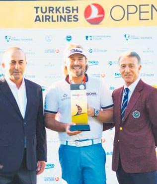 Türkiye golf'ten kazanç sağlıyor