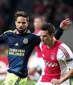 Fenerbahce draws with Ajax