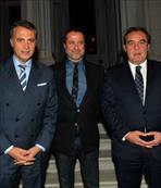 3 başkan bir arada
