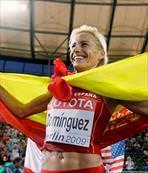 İspanyol atlete 3 yıl men
