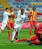 Kayseri'de gol yok