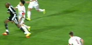 'Penalt�' isyan�