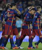 Camp Nou'da gol ya�muru