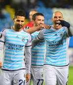 Fenerbahçe parladı