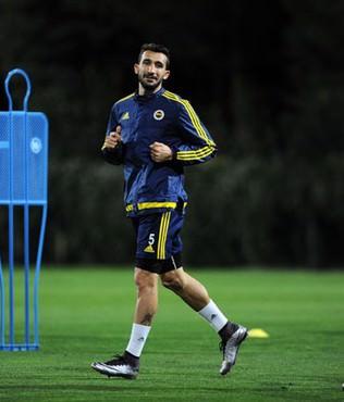 F.Bah�e'de Trabzonspor haz�rl�klar� s�rd�