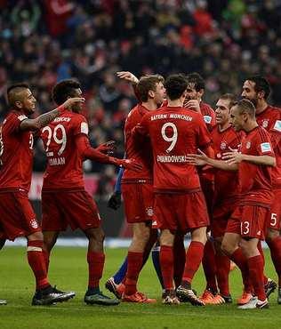 Bayern M�nih rekora imza att�