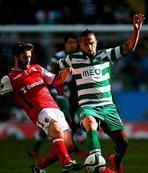 Sporting Lizbon 90'da g�ld�: 1-0