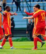 Kayserispor gol şovla gruplarda