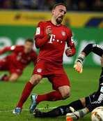 Ribery'nin dönüşü yaramadı