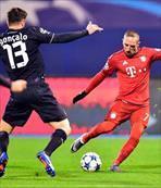 Ribery 2015'i kapattı