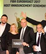 Turkey to host EuroBasket Finals
