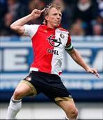 Feyenoord'u Kuyt kurtardı