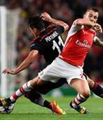 Aslan Arsenal'den randevu aldı