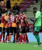 Galatasaray yara sardı