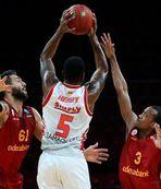 Aslan'dan Zaragoza'ya fark: 103-68