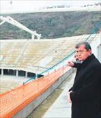 Başkan Haydar Revi Akyazı'yı inceledi