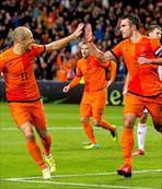 Robben'den Persie'ye F.Bahçe mesajı