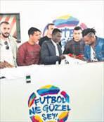 Antalya'da futbol ��leni ya�and�