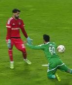 Penaltı, kırmızı kart
