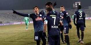 Karadeniz ekibi �eyrek finalde!