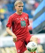 Danimarkalı golcü geliyor