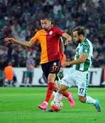 G.Saray ile T. Konyaspor 30. randevuda