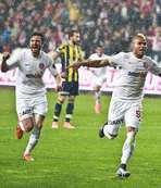 Antalya'da 6 gol!