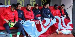 Trabzonspor'da kay�plar kazan�lardan �ok