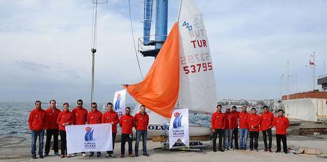Yelkencilikte bir ilk T�rkiye'de ger�ekle�ecek