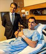 Luiz Rhodolfo ameliyat oldu