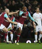 West Ham 120+1'de tarih yazdı