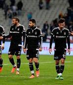 Beşiktaş ligdeki tadı vermedi