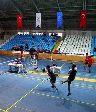 Badmintonda Avrupa s�nav�