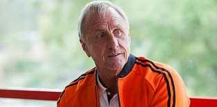 Cruyff'un sa�l�k durumu iyiye gidiyor