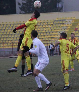 Yeni Malatyaspor hasrete son verdi