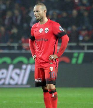 Wesley Sneijder K�p�rd�