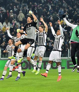 Yeni lider Juventus