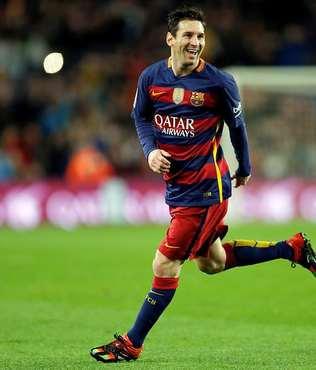 Messi'den Cruyff penalt�s�