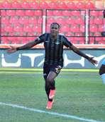 Akhisar'ın bedava golcüsü Rodallega