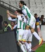Torku Konyaspor 3. sıraya yükseldi