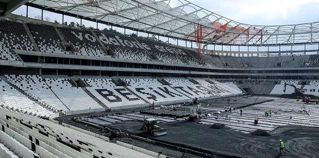 Beşiktaş'tan Vodafone Arena açıklaması