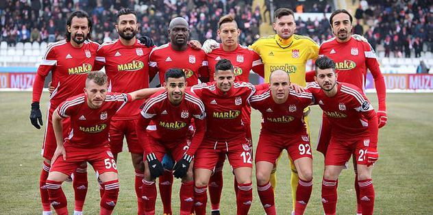Sivasspor'un en kötü sezonu