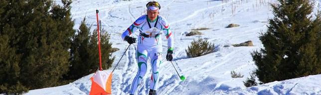 Kayakla Oryantiring Şampiyonası Sarıkamış'ta