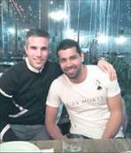 RvP, Santos ile buluştu