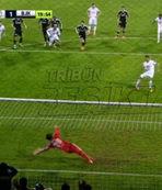 Beşiktaş maçında penaltı kaçtı